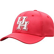 Top of the World Men's Houston Cougars Red Progo 1Fit Flex Hat