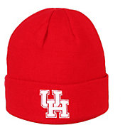 Zephyr Men's Houston Cougars Red Cuffed Knit Beanie