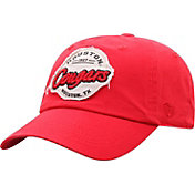 Top of the World Men's Houston Cougars Red Scene Adjustable Hat