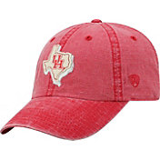 Top of the World Men's Houston Cougars Red Stateline Adjustable Hat