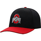 Top of the World Men's Ohio State Buckeyes Scarlet Reflex Two-Tone Fitted Hat