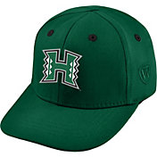 Top of the World Infant Hawai'i Warriors Green The Cub Fitted Hat