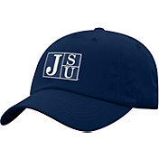 Top of the World Men's Jackson State Tigers Navy Blue Staple Adjustable Hat