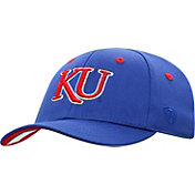 Top of the World Infant Kansas Jayhawks Blue The Cub Fitted Hat