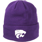 Zephyr Men's Kansas State Wildcats Purple Cuffed Knit Beanie