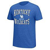 Top of the World Men's Kentucky Wildcats Staple Blue T-Shirt