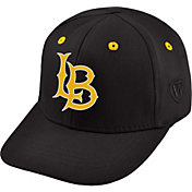 Top of the World Infant Long Beach State 49ers The Cub Fitted Black Hat