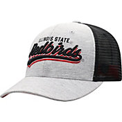 Top of the World Men's Illinois State Redbirds Grey/Black Cutter Adjustable Hat