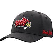 Top of the World Men's Illinois State Redbirds Phenom 1Fit Flex Black Hat