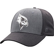 Top of the World Men's Illinois State Redbirds Grey Powertrip 1Fit Flex Hat