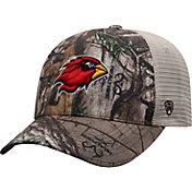 Top of the World Men's Lamar Cardinals Camo Prey Adjustable Snapback Hat