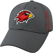 Top of the World Men's Lamar Cardinals Grey Booster Plus 1Fit Flex Hat