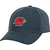 Top of the World Men's Lamar Cardinals Grey Premium 1Fit Flex Hat