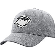 Top of the World Men's Lamar Cardinals Grey Steam 1Fit Flex Hat