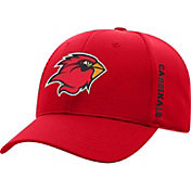 Top of the World Men's Lamar Cardinals Red Booster Plus 1Fit Flex Hat