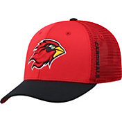 Top of the World Men's Lamar Cardinals Red Chatter 1Fit Fitted Hat