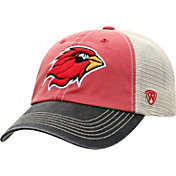 Top of the World Men's Lamar Cardinals Red/White Off Road Adjustable Hat