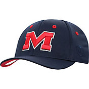 Top of the World Infant Ole Miss Rebels Blue The Cub Fitted Hat