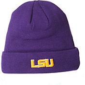 Zephyr Men's LSU Tigers Purple Cuffed Knit Beanie