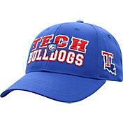 Top of the World Men's Louisiana Tech Bulldogs Blue Teamwork Adjustable Hat
