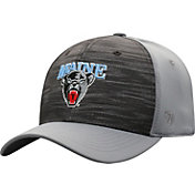 Top of the World Men's Maine Black Bears Grey/Black Pepper 1Fit Flex Hat