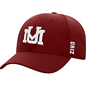 Top of the World Men's Montana Grizzlies Maroon Booster Plus 1Fit Flex Hat