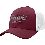 Top of the World Men's Montana Grizzlies Maroon Notch Adjustable Snapback Hat