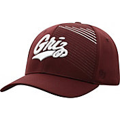 Top of the World Men's Montana Grizzlies Maroon Sling 1Fit Flex Hat