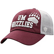 Top of the World Women's Montana Grizzlies Maroon Glitter Cheer Adjustable Hat