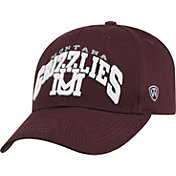 Top of the World Men's Montana Grizzlies Maroon Whiz Adjustable Hat