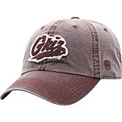 Top of the World Men's Montana Grizzlies Maroon 1 Wave Adjustable Hat