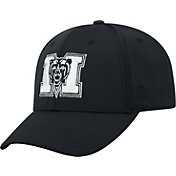 Top of the World Men's Mercer Bears Tension 1Fit Flex Black Hat