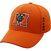 Top of the World Men's Mercer Bears Grey Booster Plus 1Fit Flex Hat