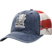 Top of the World Men's Marshall Thundering Herd Red/White/Blue July Adjustable Hat