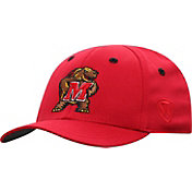 Top of the World Infant Maryland Terrapins Red The Cub Fitted Hat