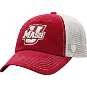 Top of the World Men's UMass Minutemen Maroon Control Two-Tone Adjustable Hat