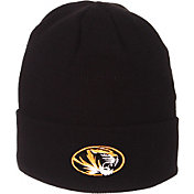 Zephyr Men's Missouri Tigers Cuffed Knit Black Beanie
