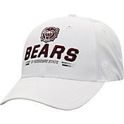 Top of the World Men's Missouri State Bears Centralize Aura Adjustable White Hat