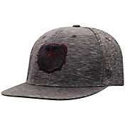 Top of the World Men's Missouri State Bears Gritty 1Fit Flex Black Hat