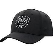 Top of the World Men's Missouri State Bears Phenom 10 1Fit Flex Black Hat