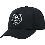 Top of the World Men's Missouri State Bears Tension 1Fit Flex Black Hat