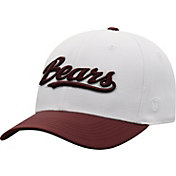 Top of the World Men's Missouri State Bears Infield 1Fit Flex White Hat