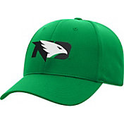 Top of the World Men's North Dakota Fighting Hawks Green Booster Plus 1Fit Flex Hat
