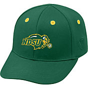 Top of the World Infant North Dakota State Bison Green The Cub Fitted Hat