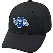 Top of the World Men's Indiana State Sycamores Booster Plus 1Fit Flex Black Hat