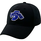 Top of the World Men's Indiana State Sycamores Premium 1Fit Flex Black Hat
