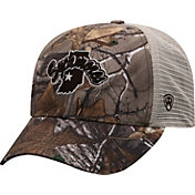 Top of the World Men's Indiana State Sycamores Camo Prey Adjustable Snapback Hat