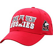 Top of the World Men's Northern Illinois Huskies Cardinal Teamwork Adjustable Hat