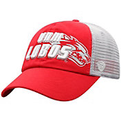 Top of the World Women's New Mexico Lobos Cherry Glitter Cheer Adjustable Hat