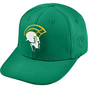 Top of the World Infant Norfolk State Spartans Green The Cub Fitted Hat